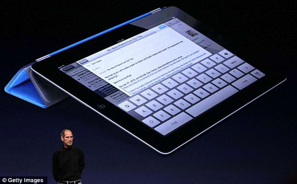 подставка под iPad 2