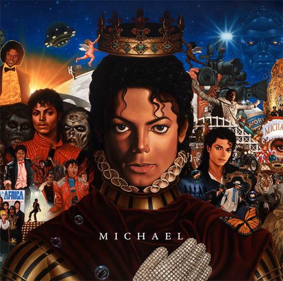 "альбом Майкла Джексона ""Michael"""