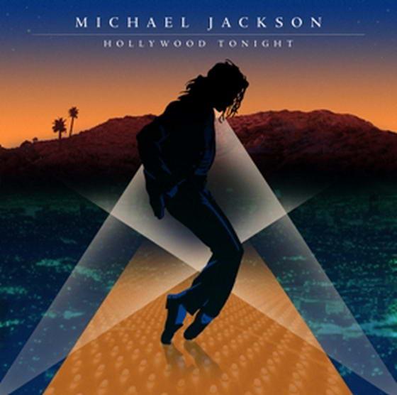 """видеоклип Майкла Джексона """"Hollywood Tonight"""""""