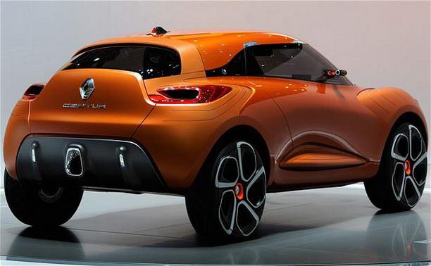 Renault SA CAPTUR