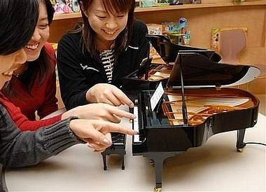 Самый маленький рояль