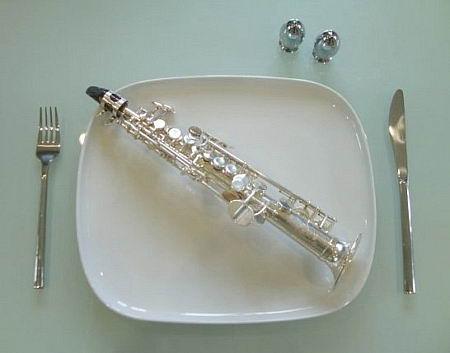 Самый маленький саксофон