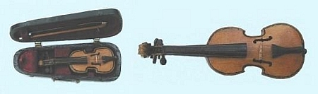 Самая маленькая скрипка