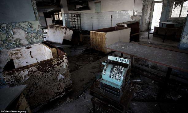 школа Чернобыль