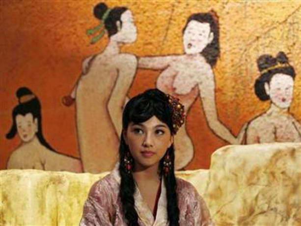 Китайский фильм секс и дзен