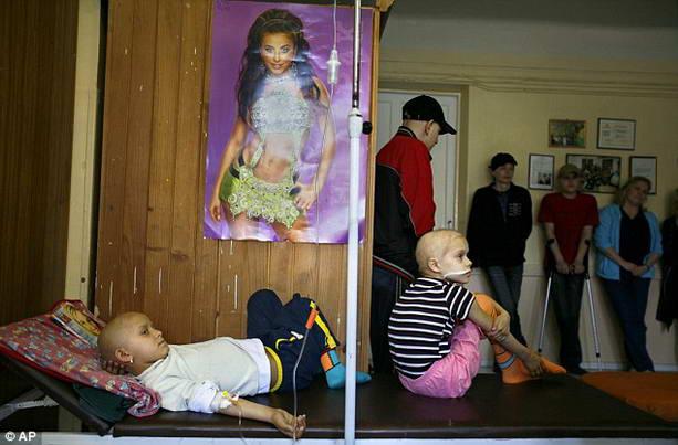 Украинские дети