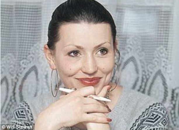 Оксана Балынская