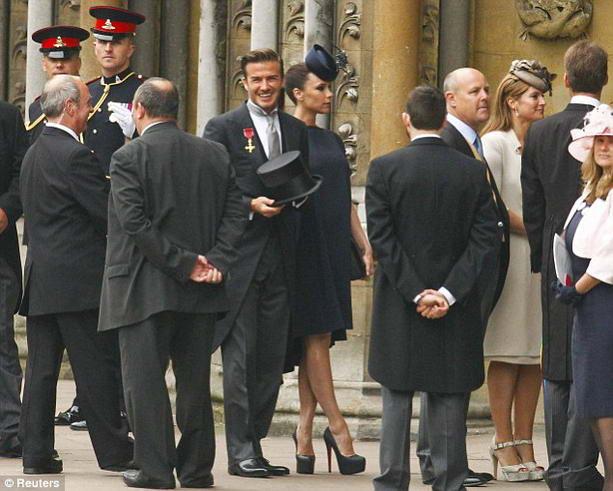 гости королевской свадьбы