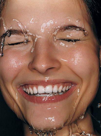 смывание косметики с лица