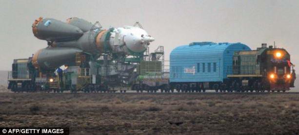 """Космический корабль """"Гагарин"""""""