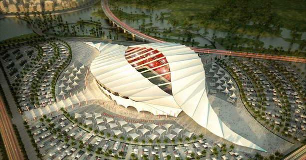 Стадион Аль-Хор в Катаре