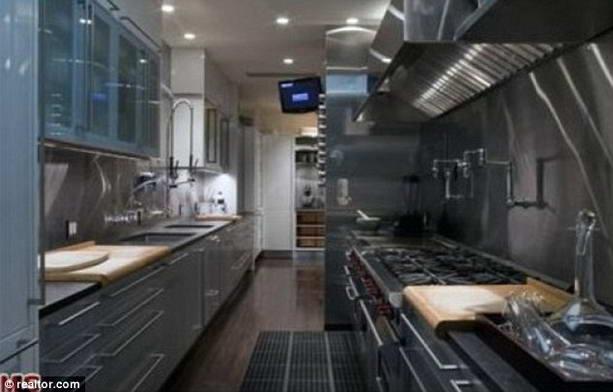 кухня Дженнифер Энистон