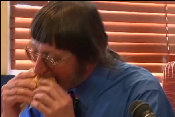 Американец съел 23 тысячи бигмаков