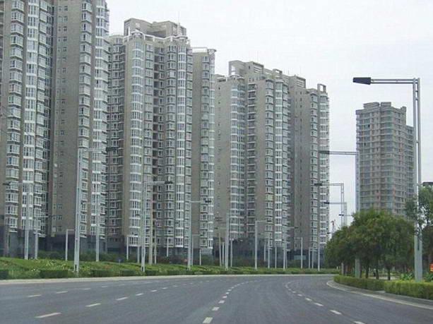 Китай города-призраки