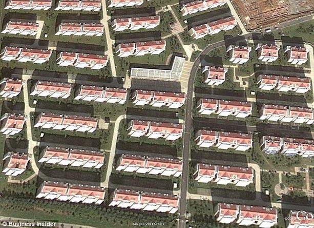 китайские города-призраки