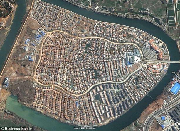 китайские города