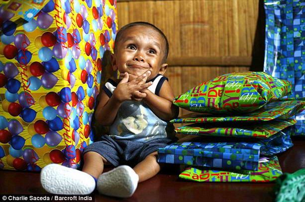 Самый маленький человек в мире — 60-сантиметровый филиппинец