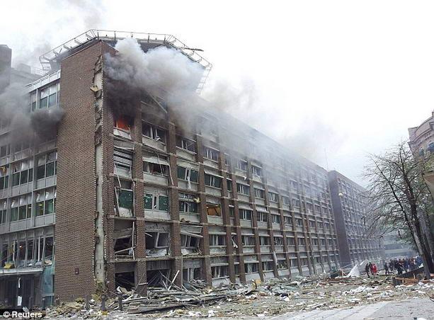 взрыв в Осло
