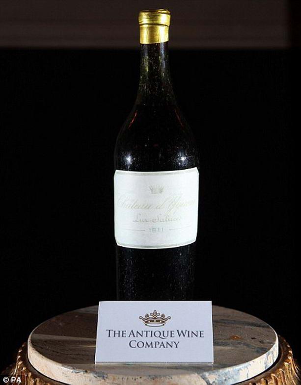 вино Château d'Yquem