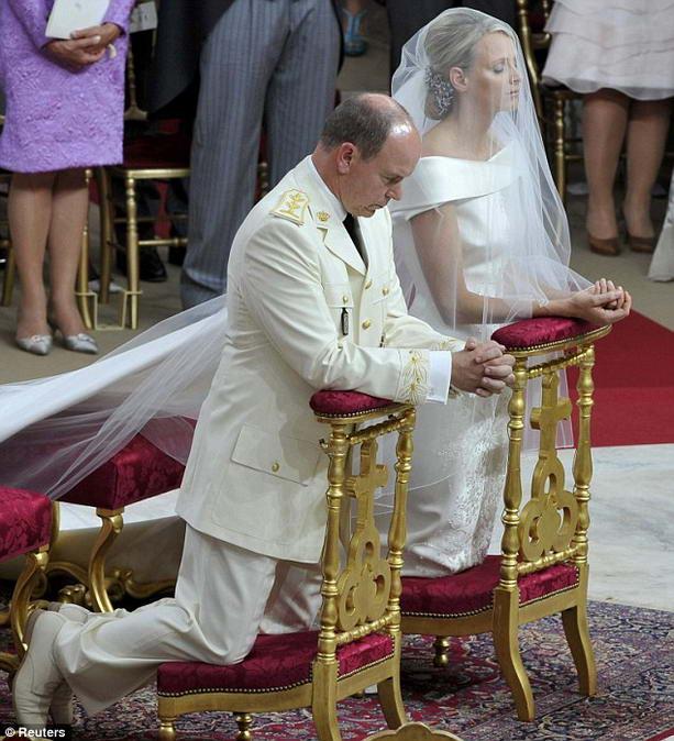 Свадьба Монако