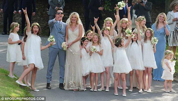 Кейт Мосс семья