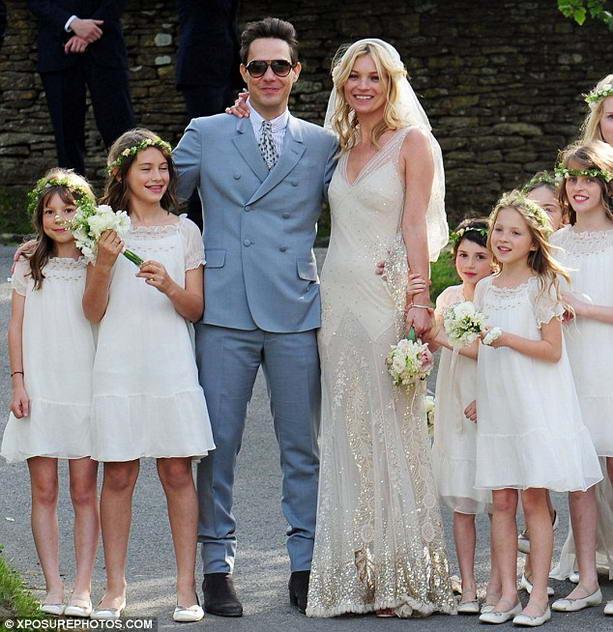 Кейт Мосс свадьба