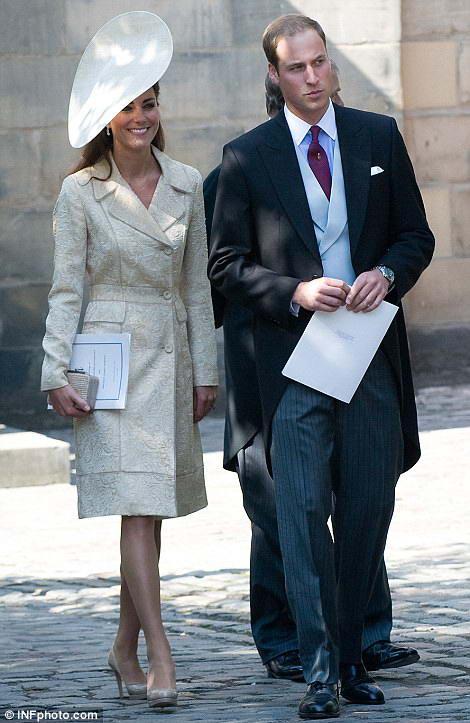 принц Уэльский Уильям и Кейт Миддлтон