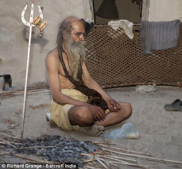 Индус Кайлаш Сингх – самый вонючий человек в мире