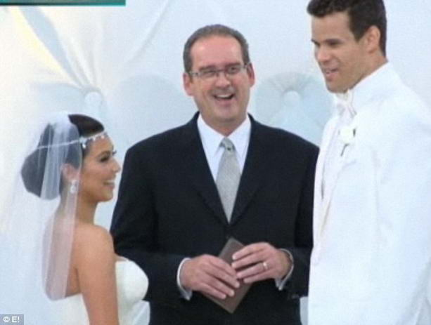 свадьба Ким Кардашян