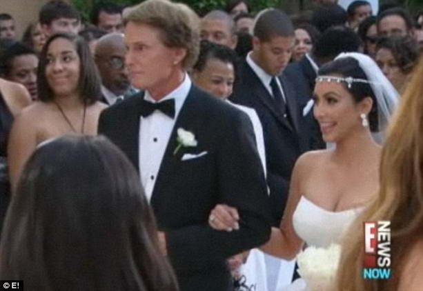 свадьба Ким Кардашян и Криса Хамфриса