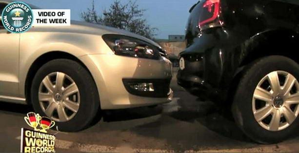 лучшая парковка автомобиля