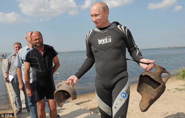 Фильм «Тайные богатства Путина» вышел на BBC