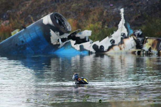 авиакатастрофа Як-42