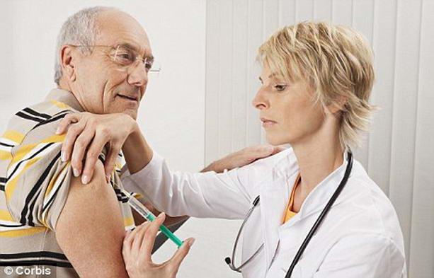 прививка от облысения