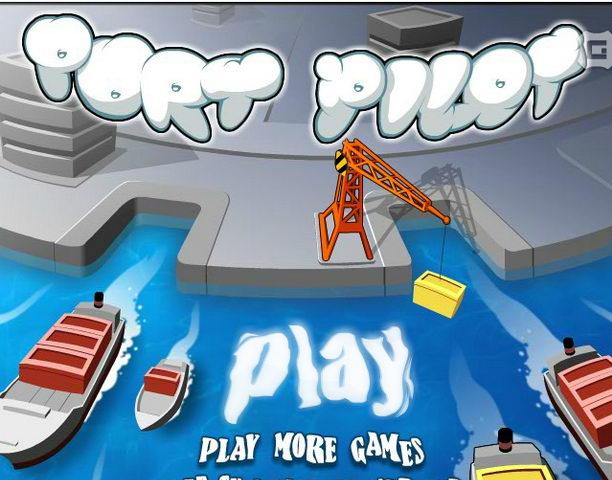 Игра симулятор: Капитан порта