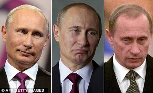 пластическая операция Владимира Путина
