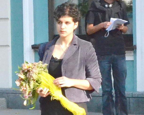 Дарья Степаненко