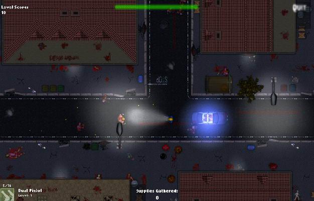 Восстание Зомби в городе