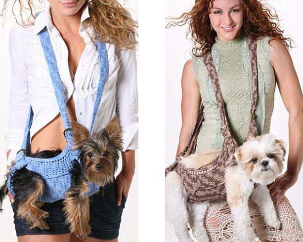 сумка для переноски собак