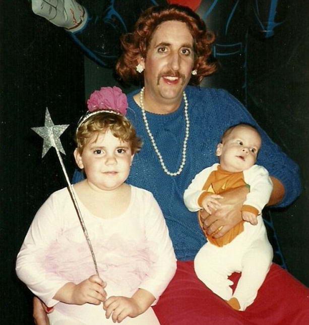 костюм для семьи на Хэллоуин