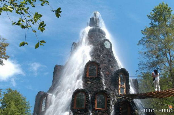 Отель в Чили