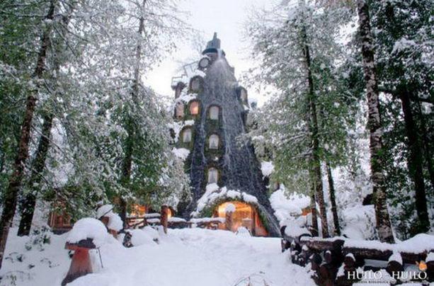 Волшебный отель