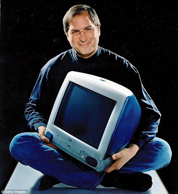 Apple I-Mac