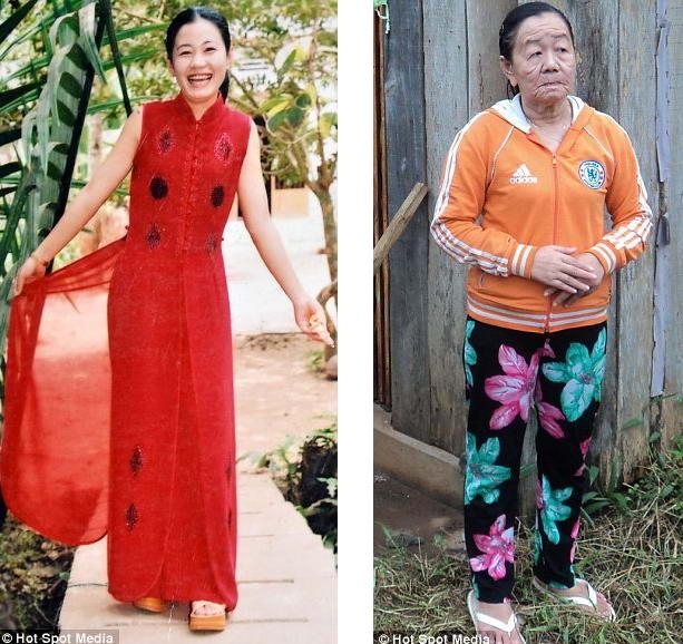 вьетамка Нгуен Тхи Фуонг