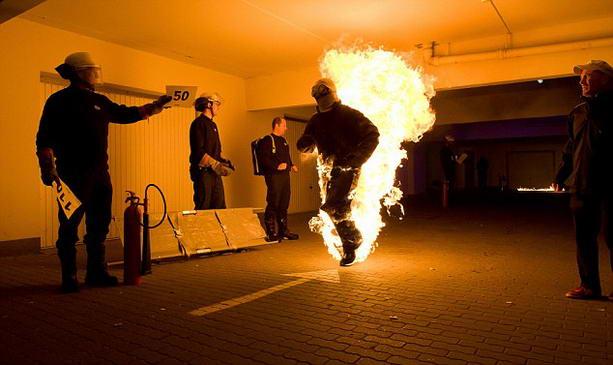 человек-факел