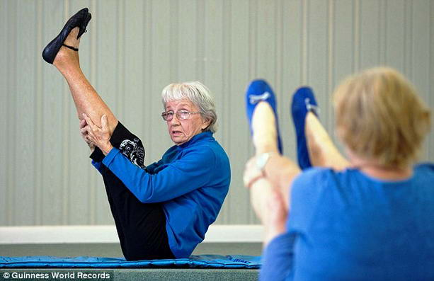 самый старый учитель йоги