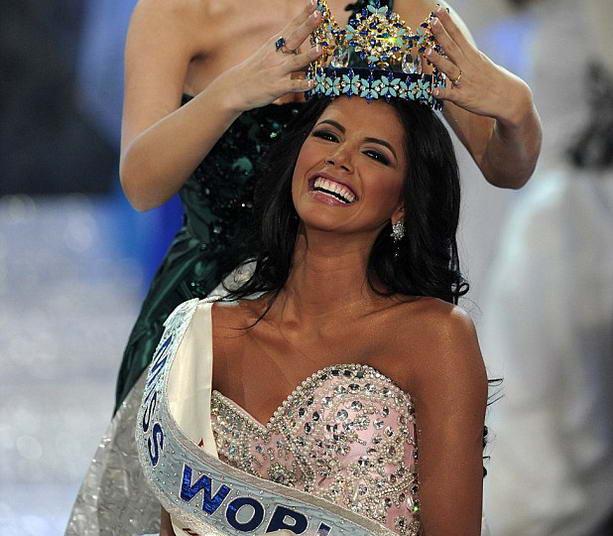 Мисс мира 2011 стала венесуэлка ивиан