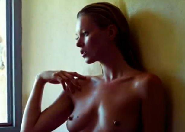 голая Кейт Мосс