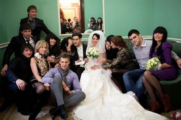 свадьба дом 2