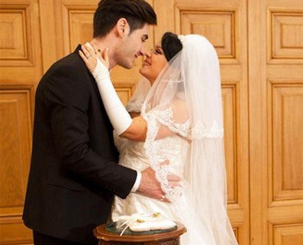 свадьба Юлия Колесниченко и Тигран Салибеков